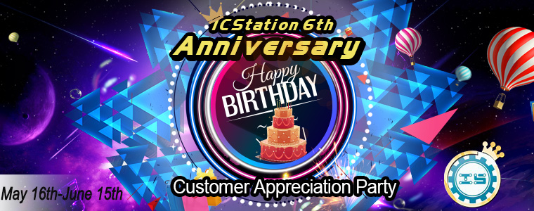 ICStation 6th Anniversary_2019