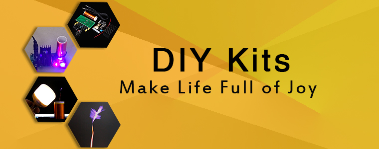 Easy DIY Kits