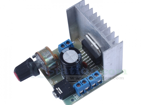 TDA7297 15W+15W Dual Channel Audio Amplifier Board Module