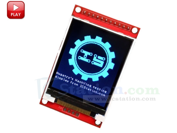 ILI9225 2 0 Inch SPI Serial Port TFT LCD Display Module SPI