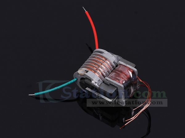 DIY Kits 15kV High Voltage Pulse Generator Arc Ignition Coil