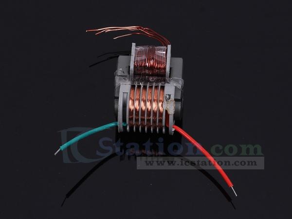 DIY Kits 15kV High Voltage Pulse Generator Arc Ignition Coil Module