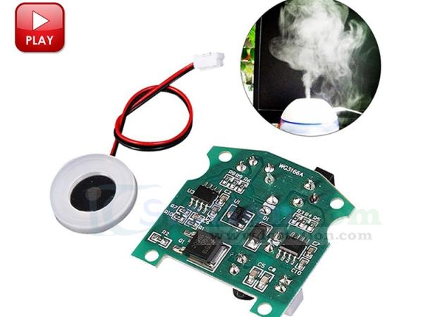 20mm 113KHz Ultrasonic Mist Maker Fogger Atomizer Ceramic