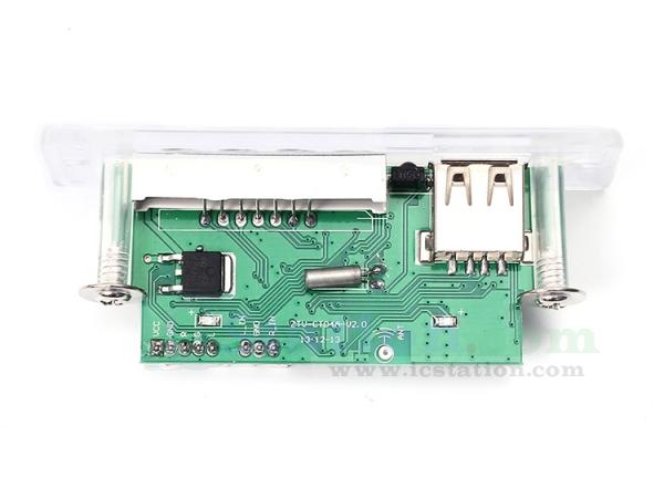 DC 5-12V Digital Audio Receiver USB SD TF Card MP3 Decoder Board
