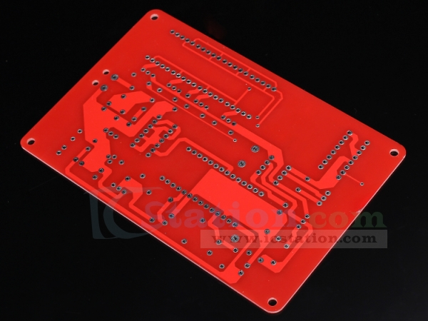 DIY Kits ICL7135 4 Bit LED Digital Display Thermometer LM35