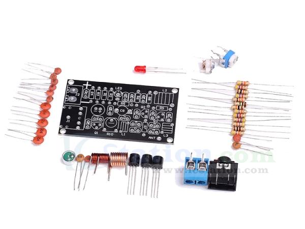 FM Wireless Microphone Suite FM Radio Transmitter Module DIY