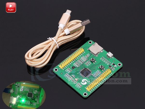STM32F405RGT6 Pyboard STM32 Compatible MicroPython Core