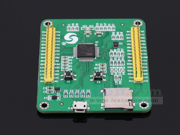 STM32F405RGT6 Pyboard STM32 Compatible MicroPython Core