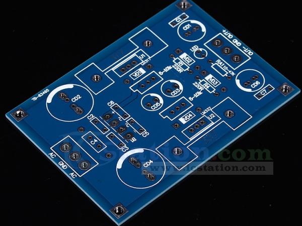 LM337T Linear Adjustable Filter Stabilivolt Power Supply