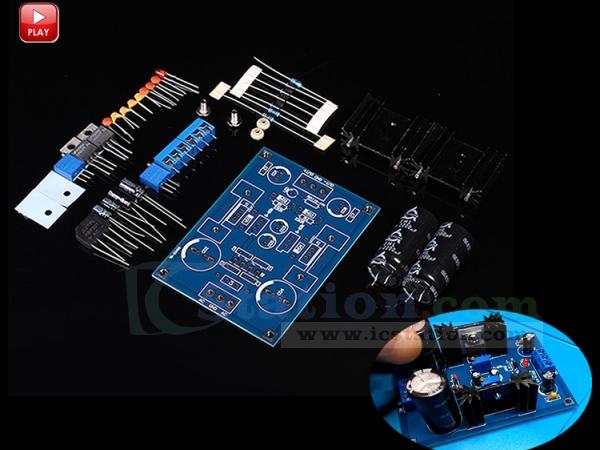 LM337T Linear Adjustable Filter Stabilivolt Power Supply Board