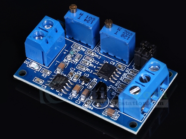Current To Voltage Converter Module Amp To Volt