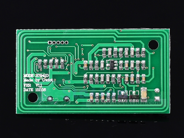 Dual Frequency WG26 RFID Reader Wireless Module 13 56MHz
