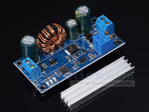 Adjustable Automatic Step Up Step Down Power Supply Board