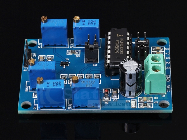 ICL8038 Signal Generator Medium/Low Frequency Module 10Hz