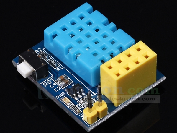Dht11 Temperature Module And Humidity Shiled For Esp8266