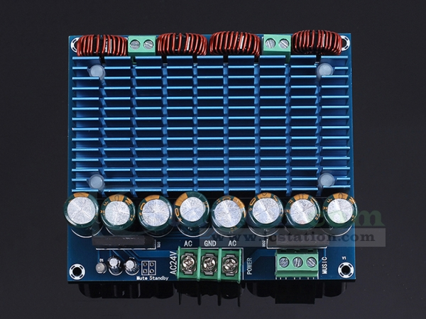 TDA8954TH Ultra High Power Class D Digital Amplifier Module