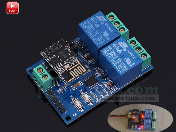 433mhz rf transmitter and receiver kit arduino