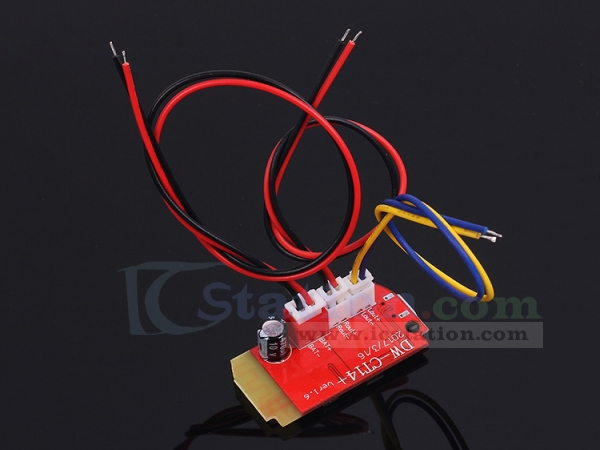 CT14 Mini Stereo Bluetooth Module BLE 4 2 Power Amplifier