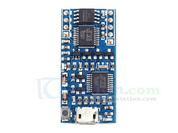 WT588D-U-32M Voice Module Mini USB 32Mbit WAV for 0 5W 8ohm