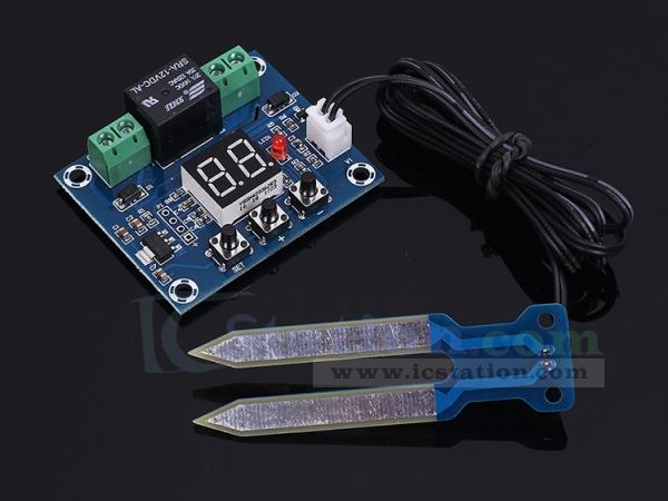 XH-M214 Soil Moisture Sensor Humidity Controller Module 20