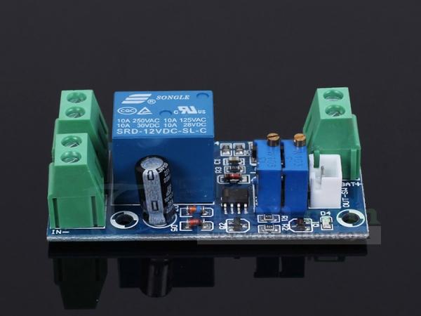 Battery Charge Controller OverDischarge Undervoltage