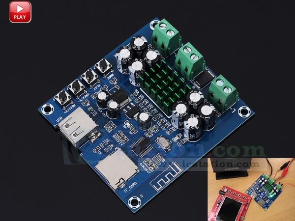 XH-M422 TPA3116D2 Class D Double Channel 50W+50W Digital