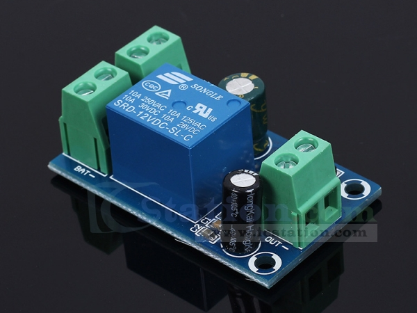 5V~48V 10A Battery Charging Automatic Switch Adapter