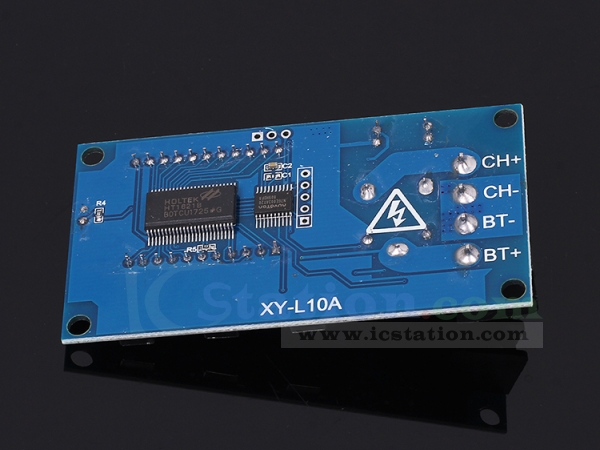 10A Lithium Battery Charger Controller Protection Board