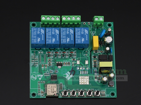 4CH Wireless Controller WIFI Relay Module Inching/Self