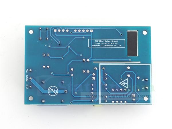 AC 220V ESP8266 WiFi Relay Module IOT Smart Home Remote