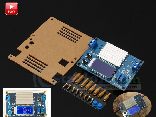 12A Step Down Power Supply Module Adjustable Buck Converter