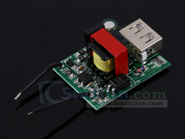 USB DC Step Down Module Isolated Power Supply Board Buck Converter