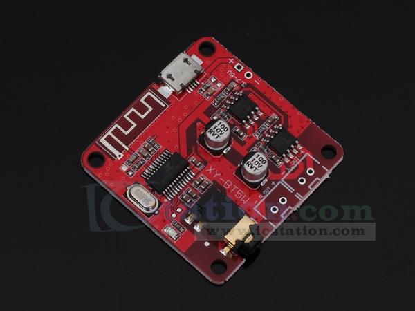 Mini MP3 Bluetooth 4 2 Lossless Decoder Board 5W+5W Car