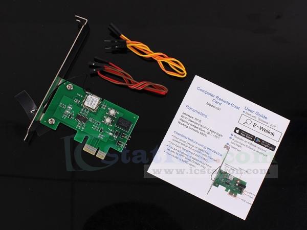 Wireless WIFI Intelligent Control Switch Computer Remote