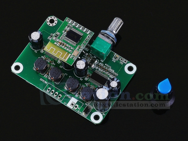 TPA3110 30Wx2 Bluetooth 4 2 Digital Stereo Audio Power Amplifier Board