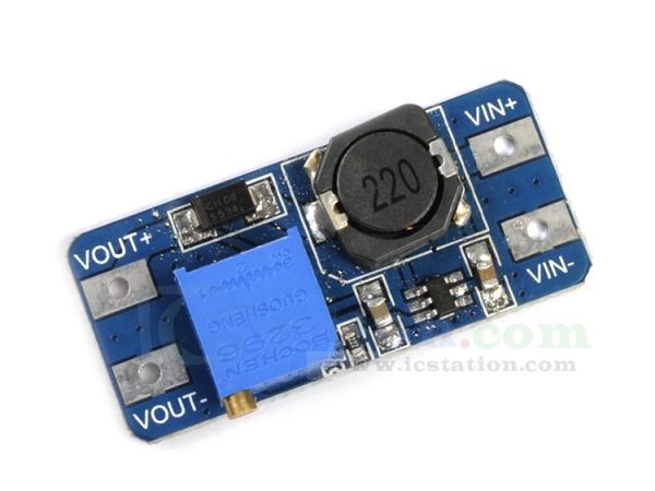 5pcs MT3608 DC-DC Step Up Power Apply Module Booster Voltage Power Module US
