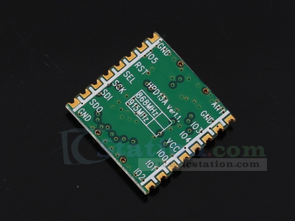 HPD13A 868MHz Wireless Transceiver Module LoRa-TM FSK for Remote