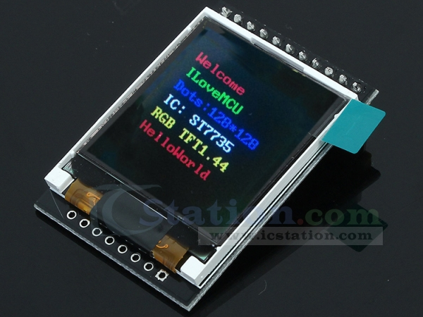 TFT 1 44-inch 128*128 Colorful LCD Screen ST7735 Driver