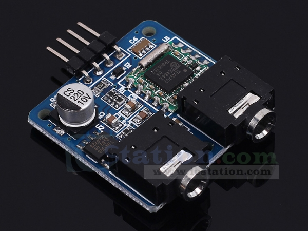 TEA5767 FM Stereo Radio Module 76-108MHZ with Cable Antenna for Arduino