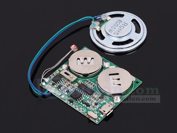Light Control 8M Memory DIY Chargeable/Volume Adjusting Module USB