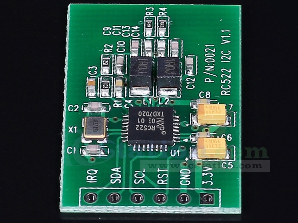 13 56MHz RC522 RFID Reader Writer Module I2C Interface IC