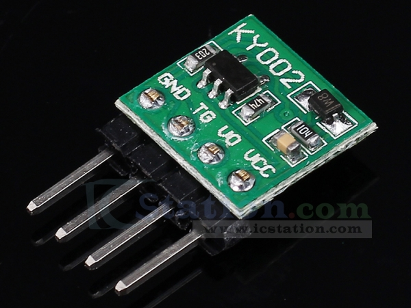 6A Bistable Flip-Flop Latch Switch Circuit Module Button Trigger LED Relay Motor