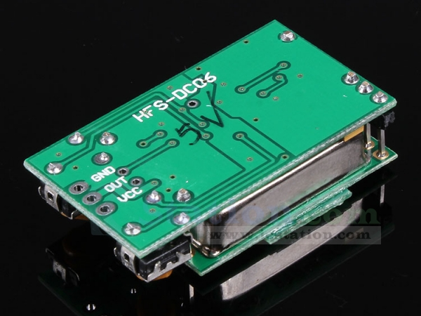 DC 5V 5 8G 5 8GHz Microwave Radar Sensor Switch Module ISM Waveband