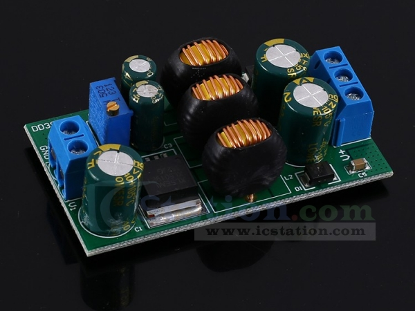 DC-DC Boost Step Up Power Supply 2V-5V to 5V 2A Fixed Output Power Module CN