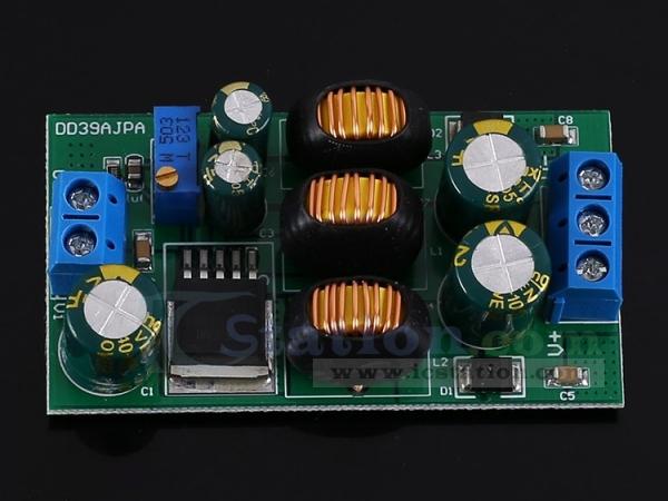 20W 5-24V Positive /& Negative Dual Output Power Supply Boost-Buck Converter