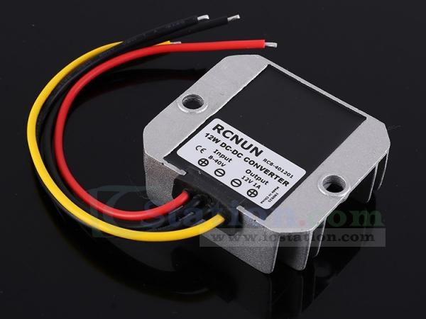 Usb booster cable 5V step up to 9V 12V voltage converter 1A step-up display HI