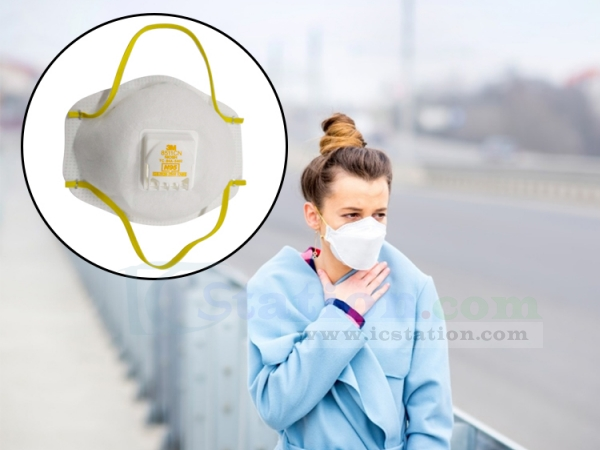 disposable virus protection mask