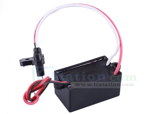 1pcs 12V Negative Ion Generator Plasma Ionizer Module Air Cleaner DIY Module New