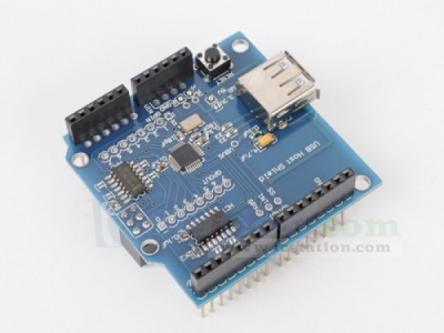 For Arduino Meets Android V2.0 USB HOST Emartee ADK Shield Modul