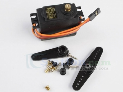 High Speed Digital MG995 Metal Gear 2BB Torque RC Servo for HPI